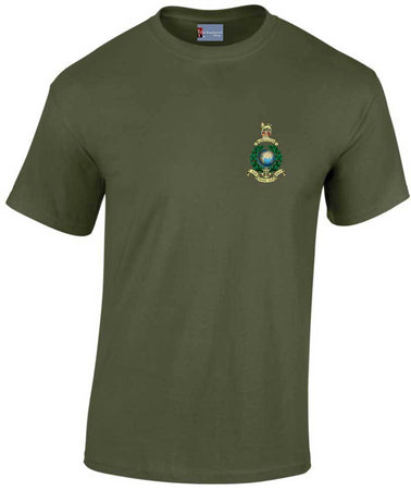 Royal Marines Heavy Cotton Regimental T-shirt - regimentalshop.com