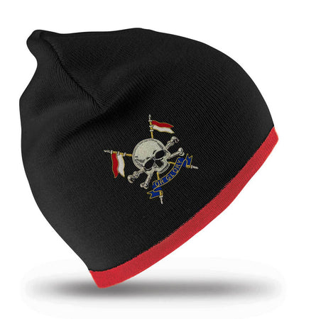 Royal Lancers Regimental Beanie Hat - regimentalshop.com