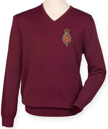 Blues and Royal Regiment Lightweight Jumper - regimentalshop.com