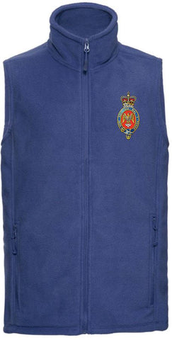Blues and Royals Premium Outdoor Sleeveless Fleece (Gilet)
