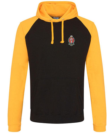 Princess of Wales's Royal Regiment Premium Baseball Hoodie - regimentalshop.com
