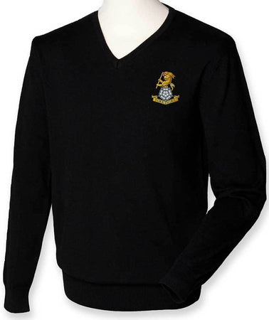 Yorkshire Regiment Lightweight Jumper - regimentalshop.com
