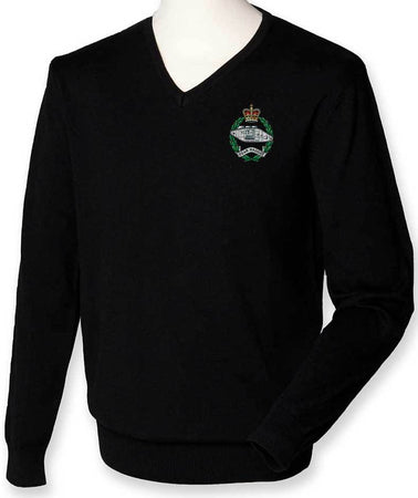 Royal Tank Regiment Lightweight Jumper - regimentalshop.com