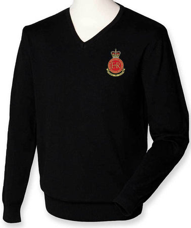 Sandhurst (Royal Military Academy) Lightweight Jumper - regimentalshop.com