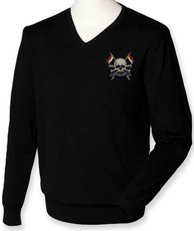 The Royal Lancers Lightweight Regimental Jumper - regimentalshop.com