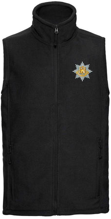 Royal Anglian Regiment Premium Outdoor Sleeveless Fleece (Gilet)