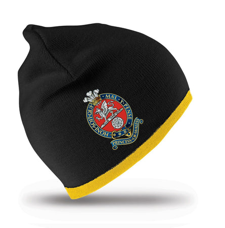 Princess of Wales's Royal Regiment Beanie Hat - regimentalshop.com