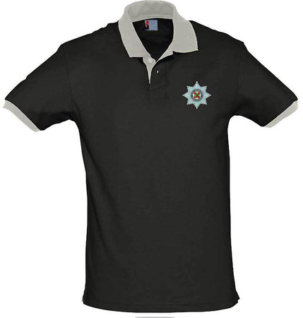 Irish Guards Two-Tone Regimental Polo Shirt