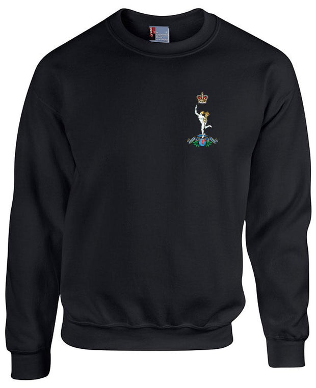 Royal Cops of Signals Heavy Duty Sweatshirt - regimentalshop.com