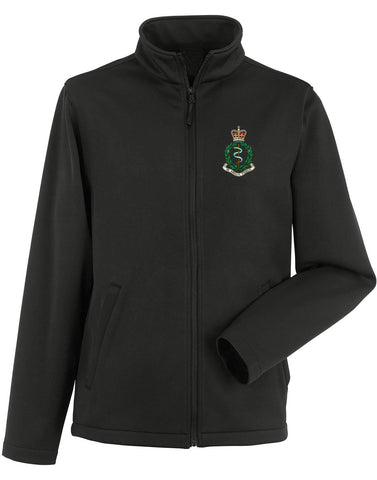 Royal Army Medical Corps (RAMC) Softshell Jacket