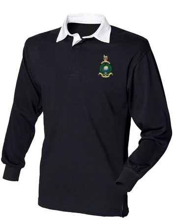 Royal Marines Rugby Shirt - regimentalshop.com