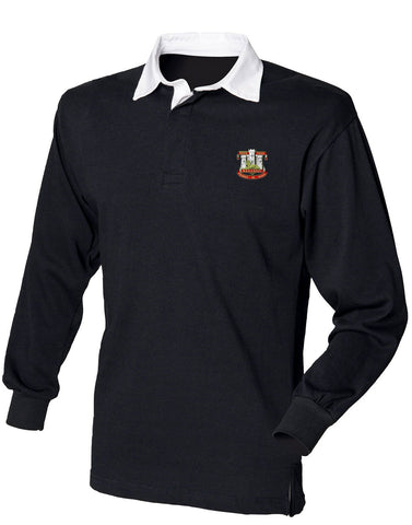 Devonshire and Dorset Regimental Rugby Shirt
