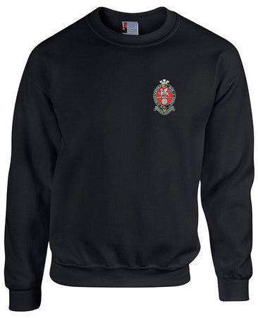 Princess of Wales's Royal Regiment Heavy Duty Sweatshirt - regimentalshop.com