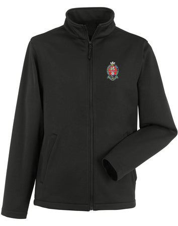 Princess of Wales's Royal Regiment Softshell Jacket - regimentalshop.com