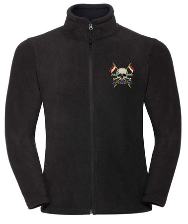 The Royal Lancers Regiment Premium Outdoor Fleece - regimentalshop.com