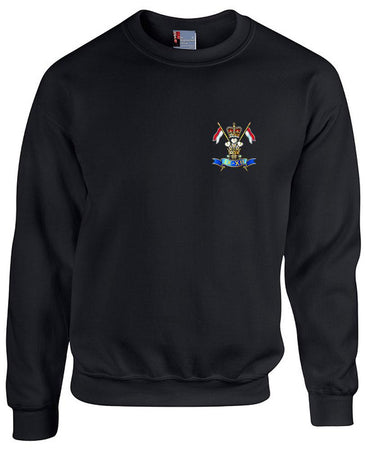 9th/12th Lancers  Regimental Heavy Duty Sweatshirt - regimentalshop.com