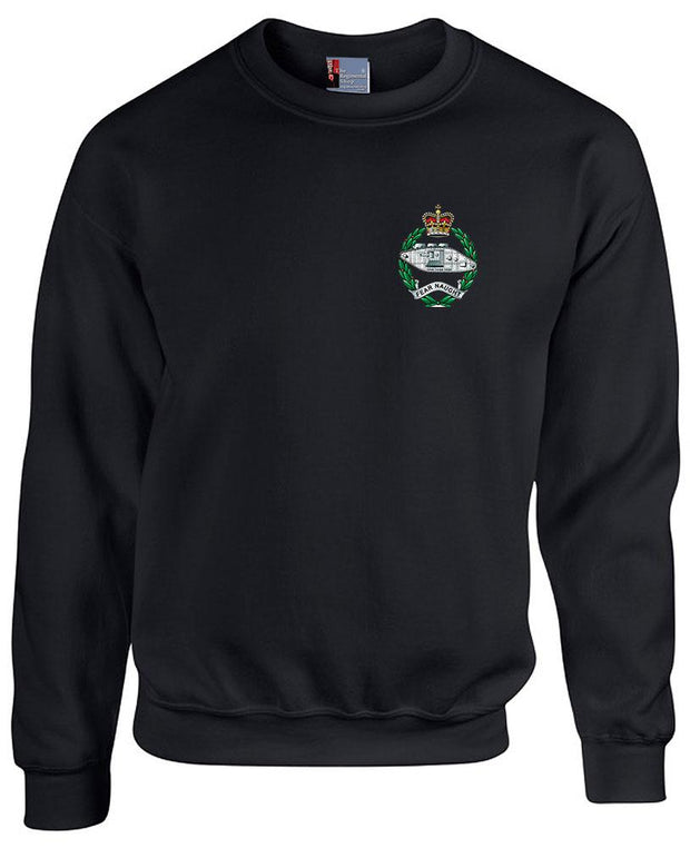 Royal Tank Regiment Heavy Duty Sweatshirt - regimentalshop.com