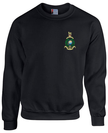 Royal Marines Heavy Duty Regimental Sweatshirt - regimentalshop.com