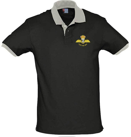 Fleet Air Arm Two-Tone Polo Shirt