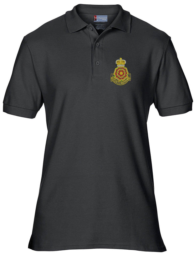 Queen's Lancashire Regiment Polo Shirt - regimentalshop.com