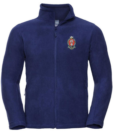 Princess of Wales's Royal Regiment Premium Outdoor Regimental Fleece - regimentalshop.com