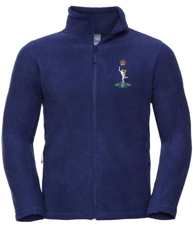 Royal Corps of Signals Regiment Premium Outdoor Fleece - regimentalshop.com