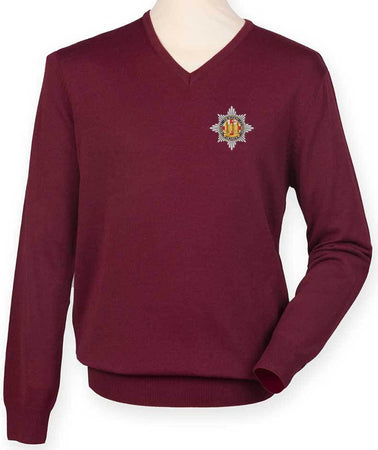 Royal Dragoon Guards Lightweight Regimental Jumper - regimentalshop.com
