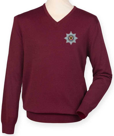 Irish Guards Regiment Lightweight Jumper - regimentalshop.com