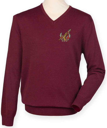 HAC (Honourable ArtilleryCompany) Lightweight Jumper - regimentalshop.com