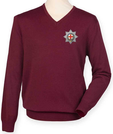 Coldstream Guards Regiment Lightweight Jumper