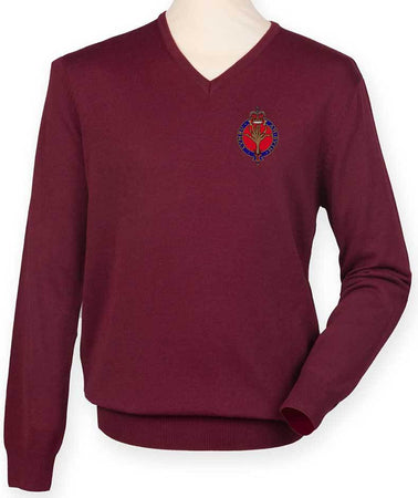 Welsh Guards Regiment Lightweight Jumper - regimentalshop.com