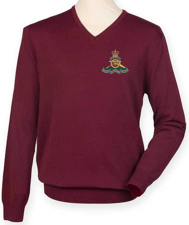 Royal Artillery Lightweight Jumper - regimentalshop.com