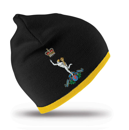 Royal Corps of Signals Regimental Beanie Hat - regimentalshop.com