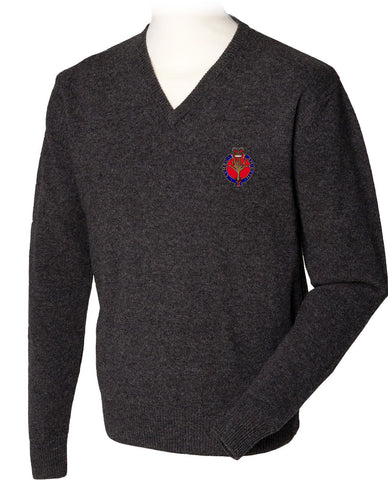 Welsh Guards Pure Lambswool Jumper