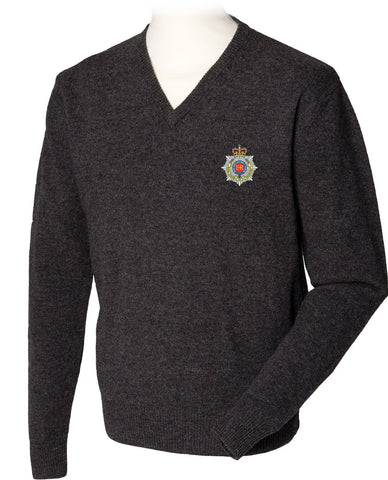 Royal Corps of Transport Pure Lambswool Jumper