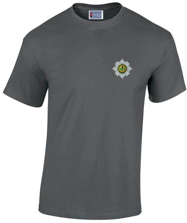 Scots Guards Heavy Cotton Regimental T-shirt