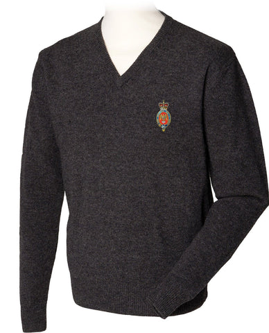 The Blues & Royals Pure Lambswool Jumper