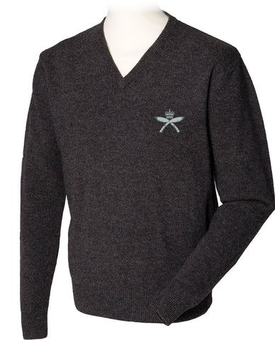 Royal Gurkha Rifles Pure Lambswool Jumper
