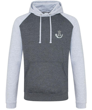The Rifles Regiment Premium Baseball Hoodie - regimentalshop.com