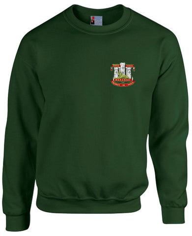 Devonshire and Dorset Regimental Heavy Duty Sweatshirt