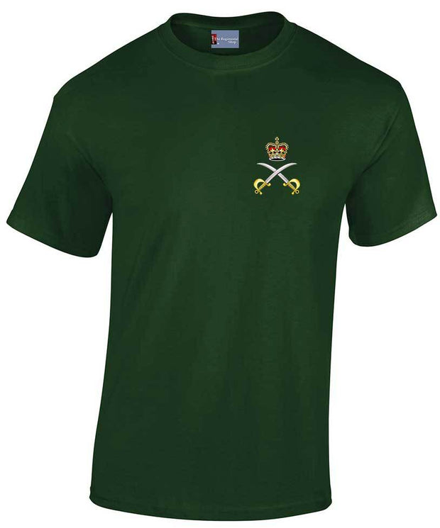 ASPT (RAPTC) Heavy Cotton Regimental T-shirt - regimentalshop.com
