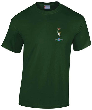 Royal Corps of Signals Heavy Cotton regimental T-shirt - regimentalshop.com