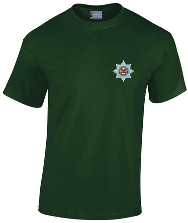 Irish Guards Heavy Cotton T-shirt