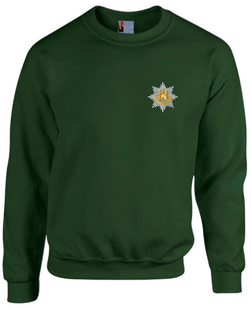 Royal Anglian Regimental Heavy Duty Sweatshirt - regimentalshop.com
