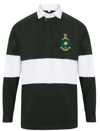 Royal Marines Panelled Rugby Shirt - regimentalshop.com