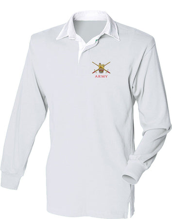 Regular Army Rugby Shirt