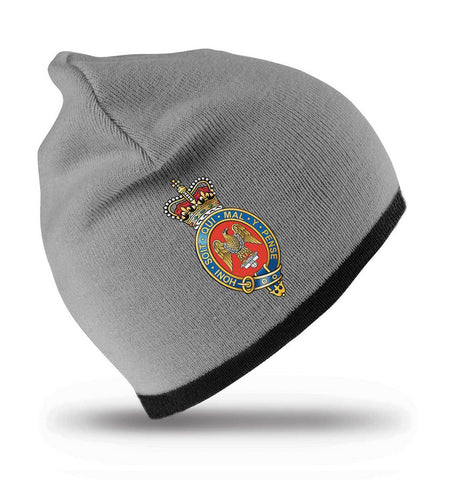 Blues and Royals Regimental Beanie Hat - regimentalshop.com