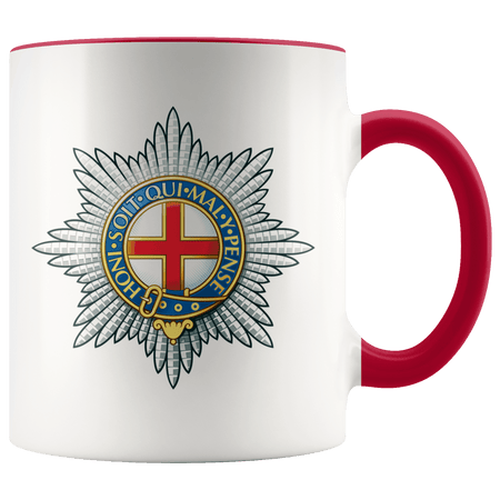 Coldstream Guards Celebration Mug