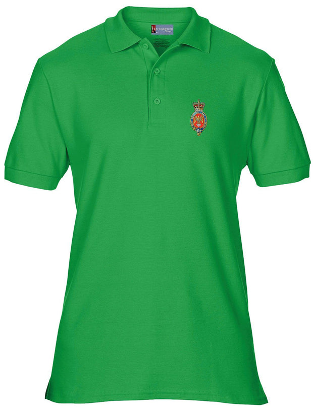 Blues and Royals Regimental Polo Shirt - regimentalshop.com