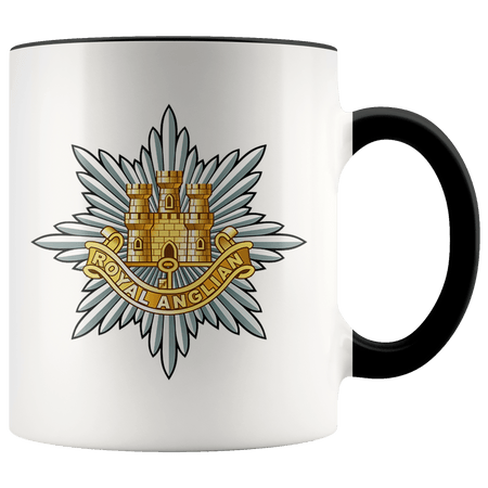 Royal Anglian Celebration Mug - regimentalshop.com
